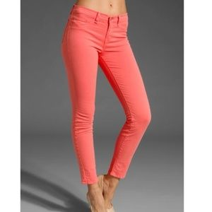 J. Brand Coral Crop Pants ASO Kate Middleton, 25